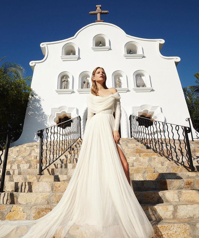 мексиканская невеста / фотомодель Элизабет Эрм / фото 01