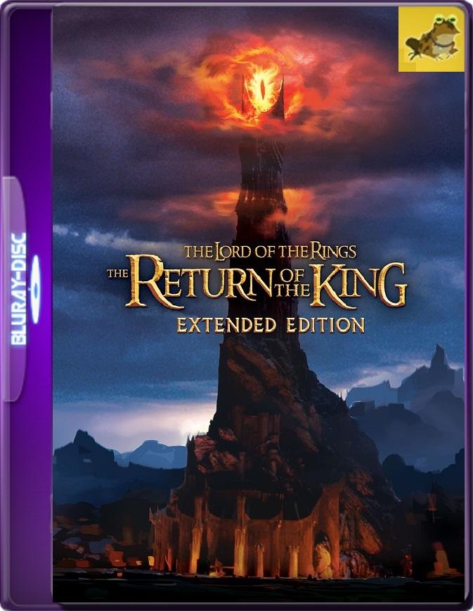 El Señor De Los Anillos: El Retorno Del Rey (2003) Brrip 1080p (60 FPS) Latino / Inglés