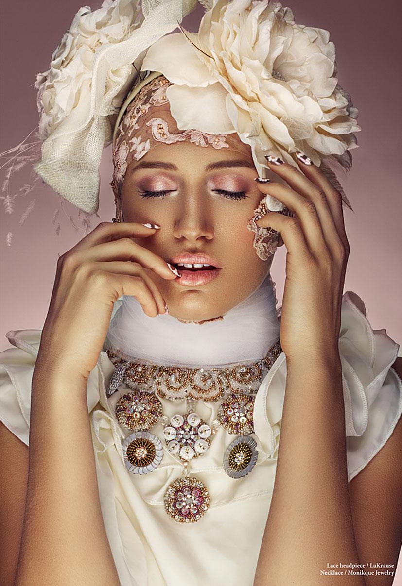 Adorn Me / Willow Tambakis by Michelle Aristocrat / Tantalum Magazine june 2013