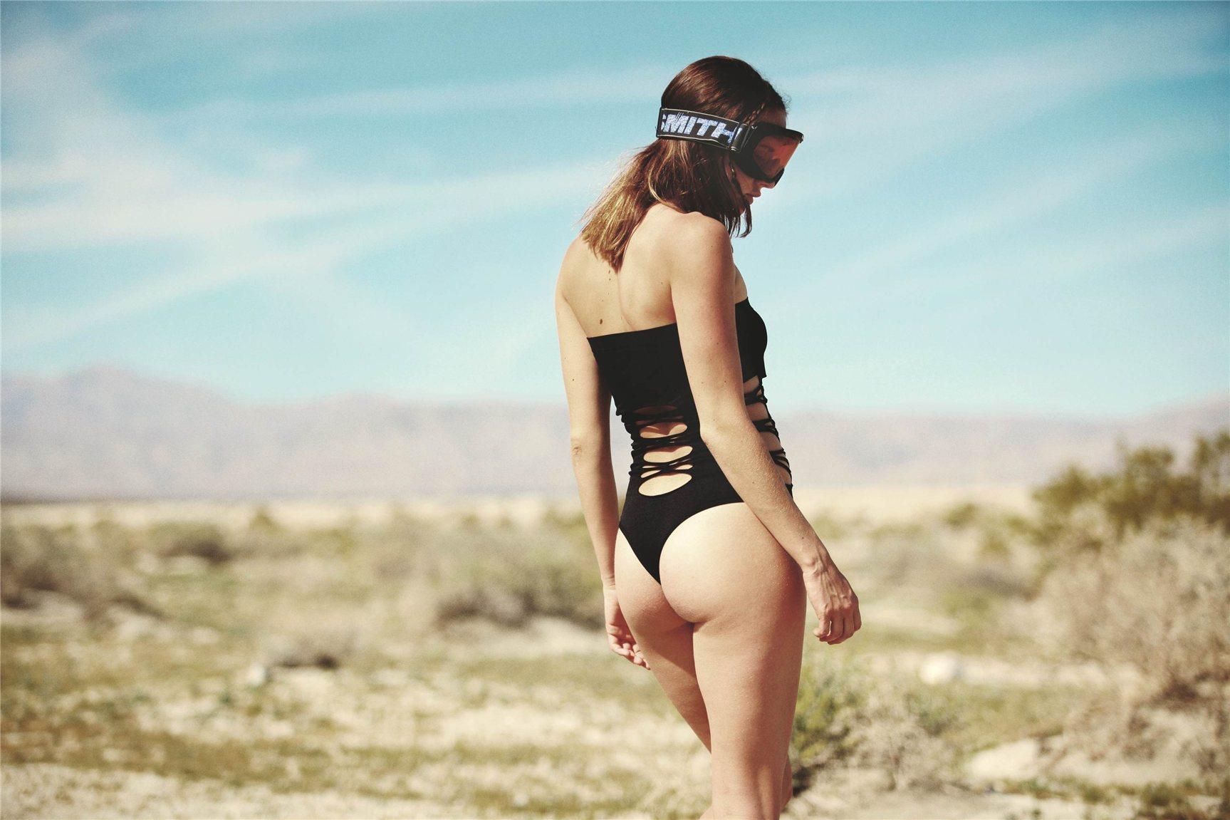 Olivia North nude by James Minics - Nif Magazine