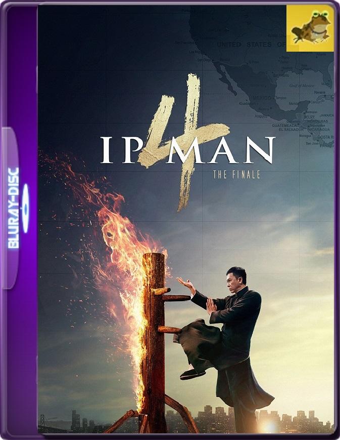 Ip Man 4: El Final (2019) Brrip 1080p (60 FPS) Latino / Inglés