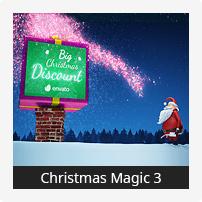 Santa - Christmas Magic - 4