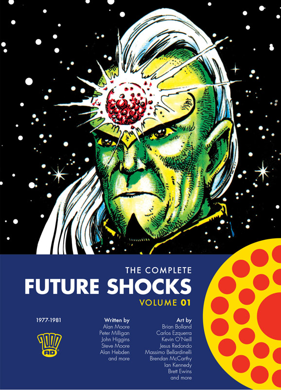 The Complete Future Shocks v01 - 1977-1981 (2018)