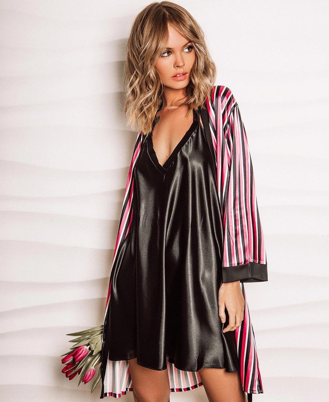 Анастасия Щеглова в нижнем белье торговой марки MissX / фото 08