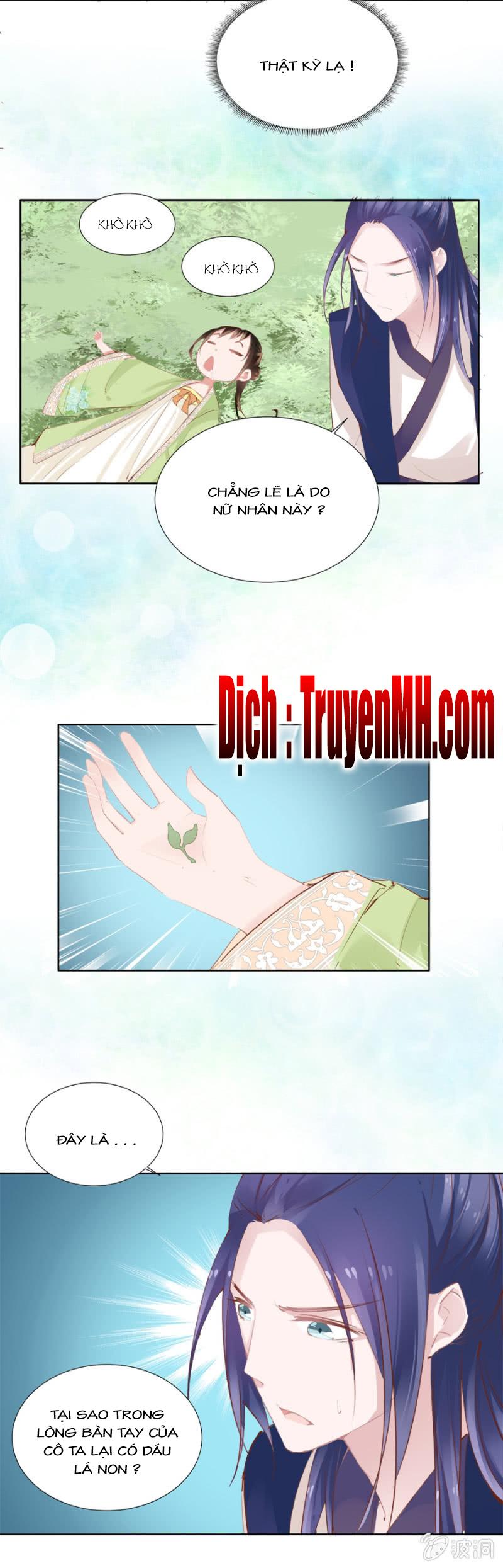 Solo Đi Vương Gia Chap 31 Trang 21