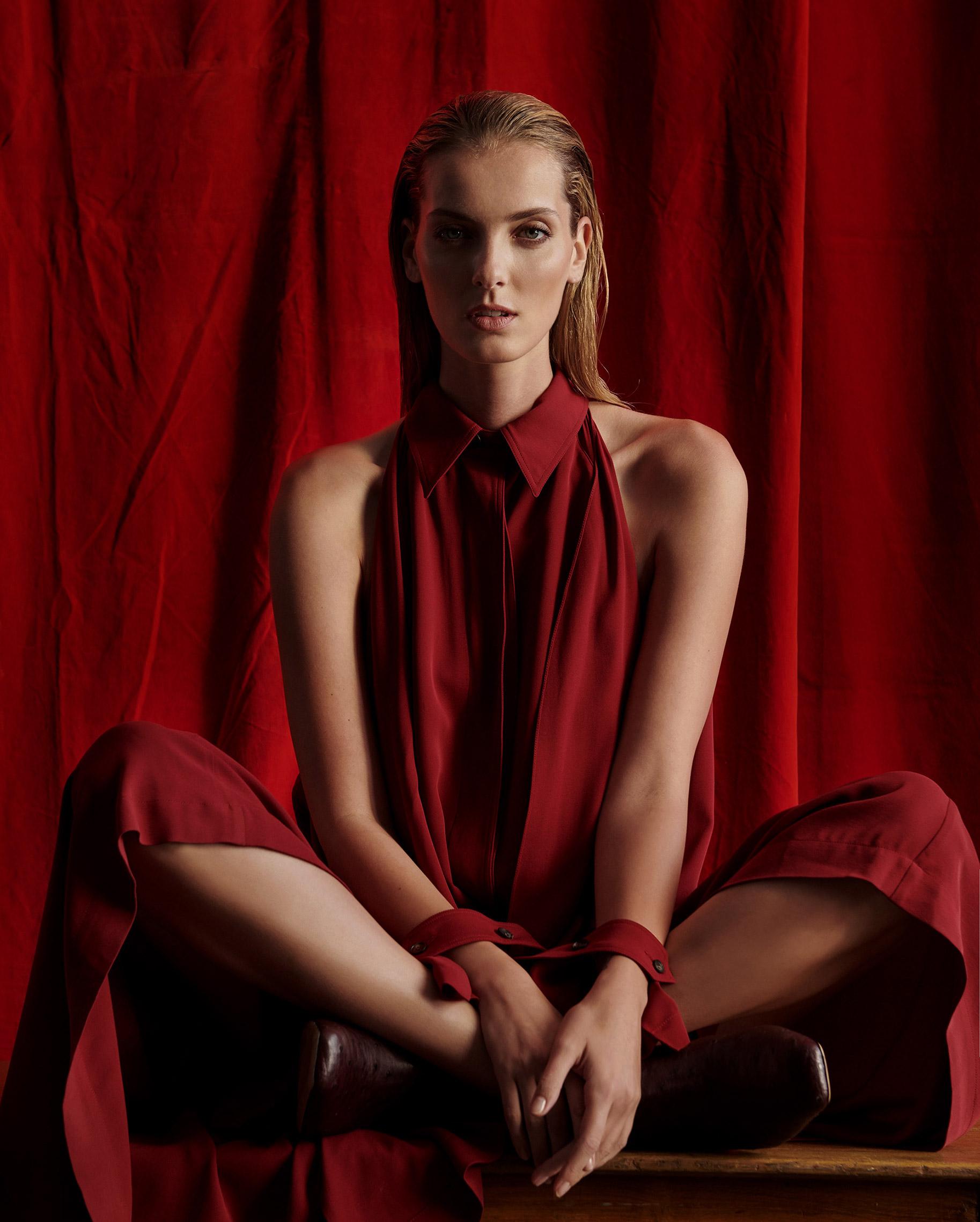 5 World Elite Model Look winner by Andreas Ortner - Dolce Vita CZ Magazine september 2018