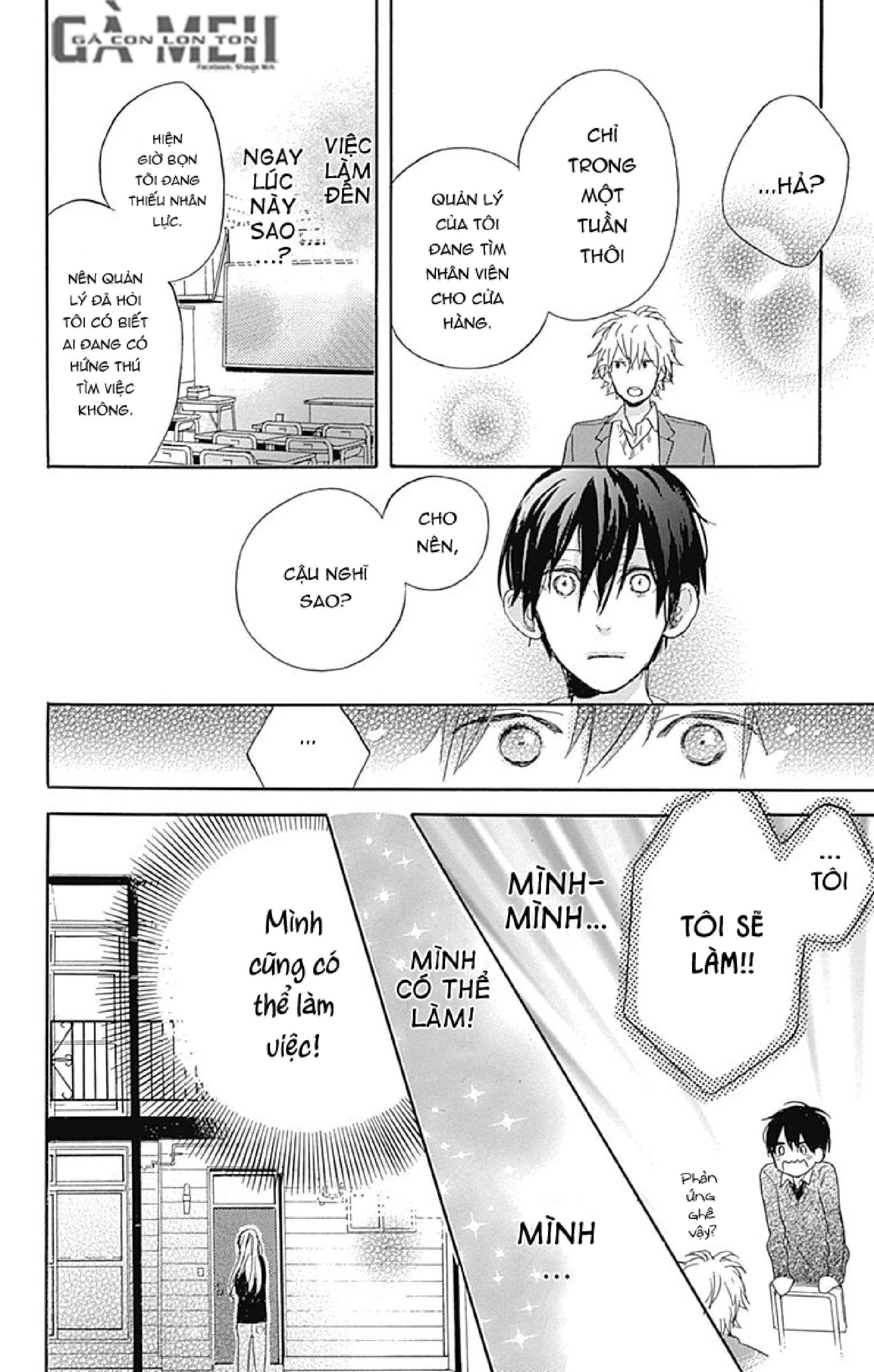 Stella To Mille Feuille chap 3 - Trang 24