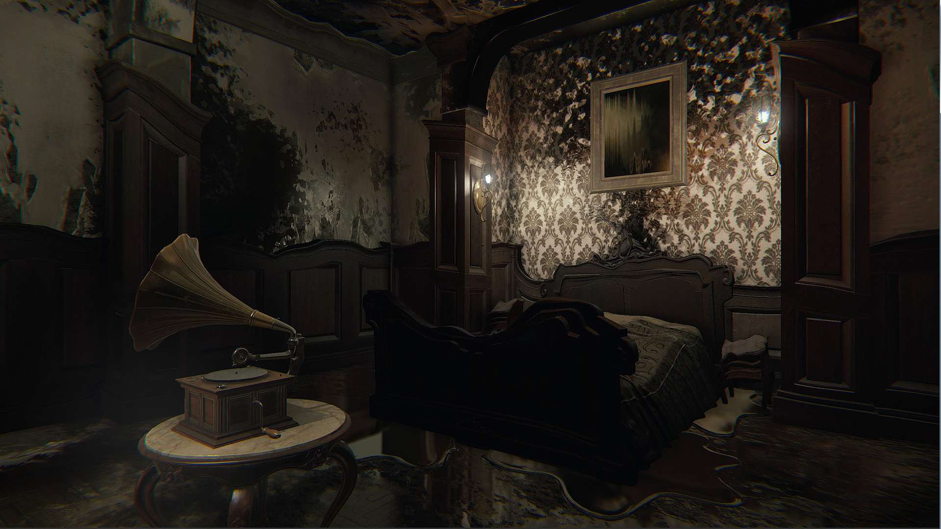 Layers of Fear + Inheritance DLC Captura 2