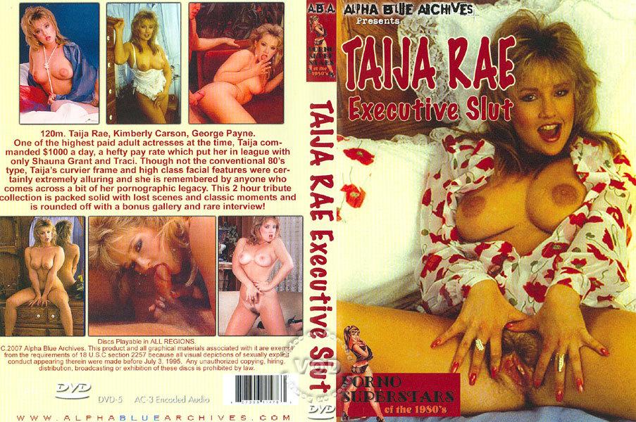 Taija Rae: Executive Slut / Тайя Рэй : Исполнительная Шлюха (Alpha Blue Archives ) [1980's г., Classic, Compilation, All Sex, Facial, DVDRip] (Taija Rae, Kimberly Carson, George Payne, Harry Reems, Hershel Savage, Jerry Butler)