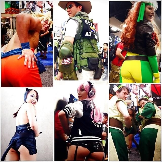 Sexy hot girl cosplay-6525