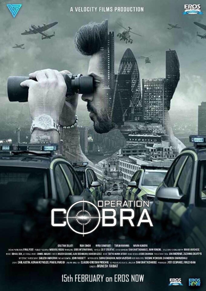 Operation Cobra 2019 S01 1080p WEB DL E-Subs