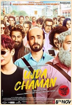 Ujda Chaman (2019)Hindi - 720p HQ DVDScr - x264 - 1 2GB
