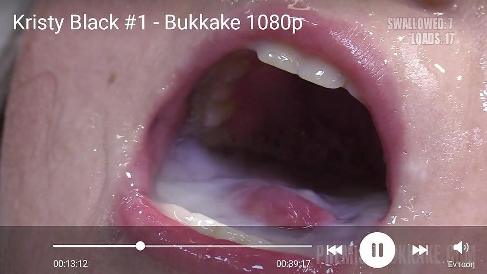 Black bukkake gay-8345