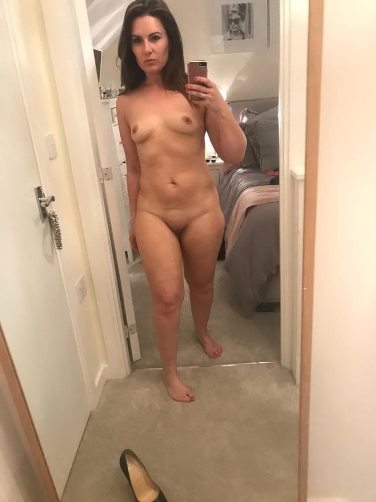 Blond milf selfie-7463