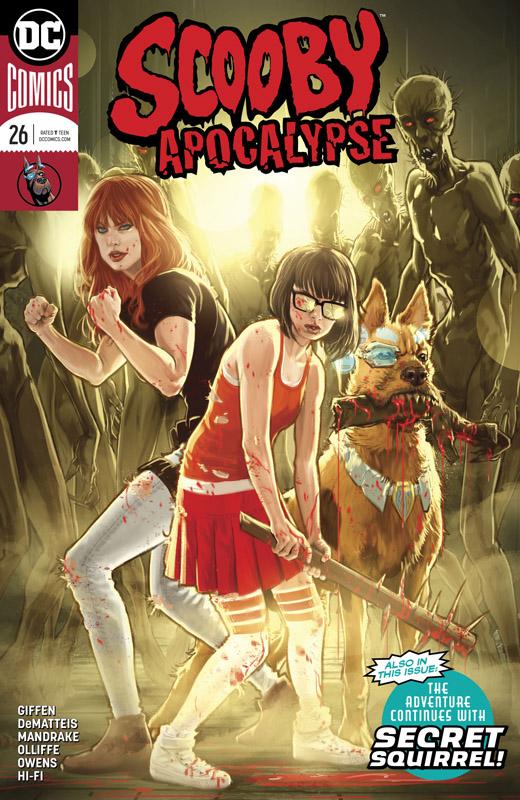 Scooby Apocalypse #1-30 + Special (2016-2018)