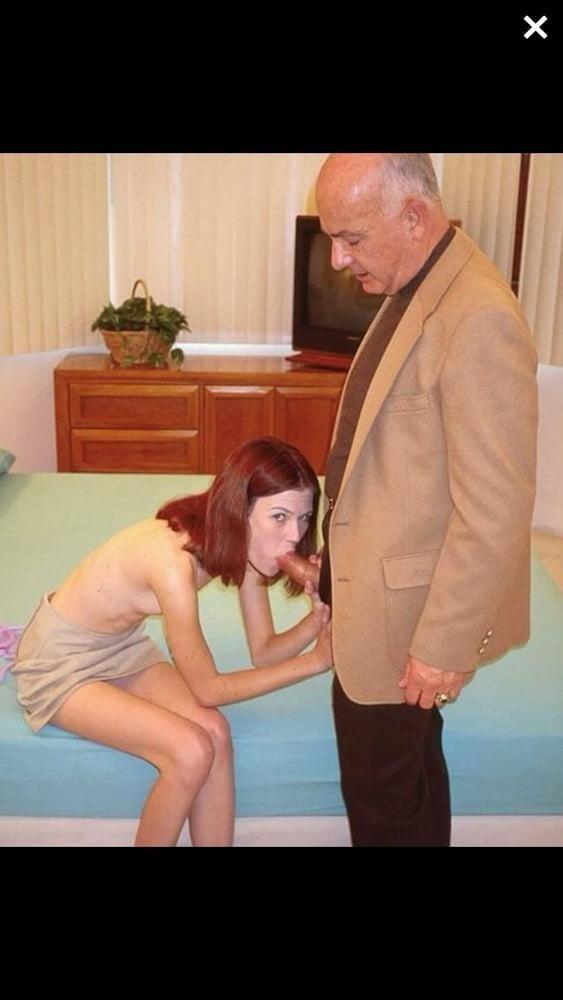Old man cunnilingus-5187
