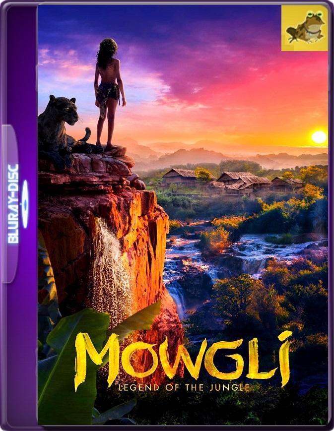 Mowgli: Relatos Del Libro De La Selva (2018) WEB-DL 1080p (60 FPS) Latino / Inglés