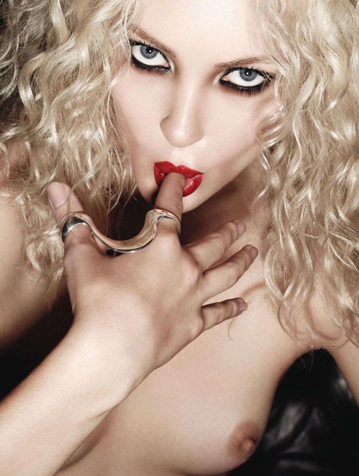 Brooke Bonelli nude by Steve Shaw / Treats! Magazine, issue 1, spring 2011