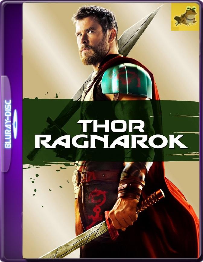 Thor: Ragnarok (2017) Brrip 1080p (60 FPS) Latino / Inglés