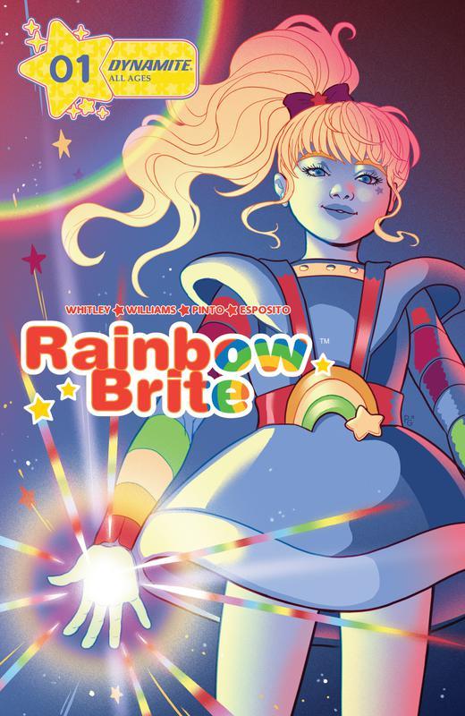 Rainbow Brite #1-4 (2018-2019)