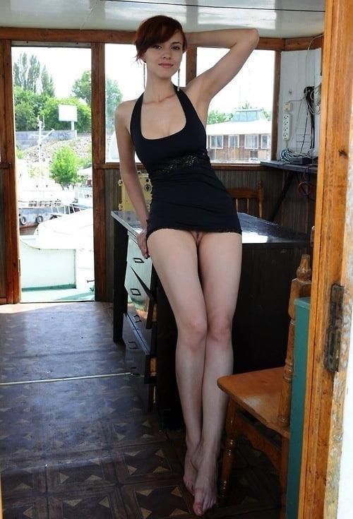 Sexy dress porn pic-1499
