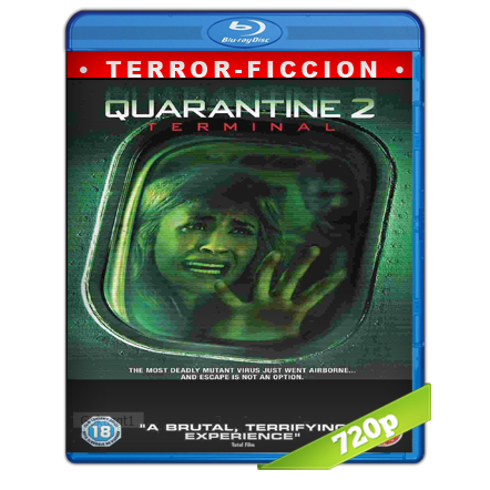 Cuarentena 2 HD720p Audio Trial Latino-Castellano-Ingles 5.1 2011