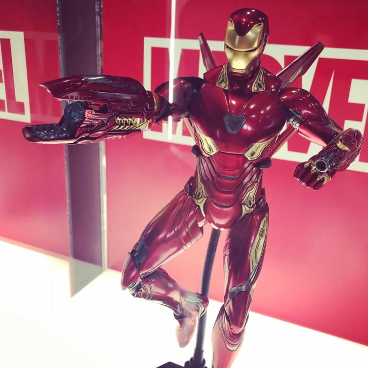 Avengers - Infinity Wars - Iron Man Mark L (50) 1/6 (Hot Toys) S7fHhDOb_o