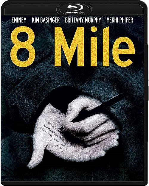 8 Mila / 8 Mile (2002) DUAL.m720p.BluRay.x264.AC3-DENDA / LEKTOR i DUBBING PL