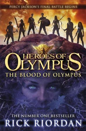 Rick Riordan - [Heroes of Olympus 05] - The Blood of Olympus