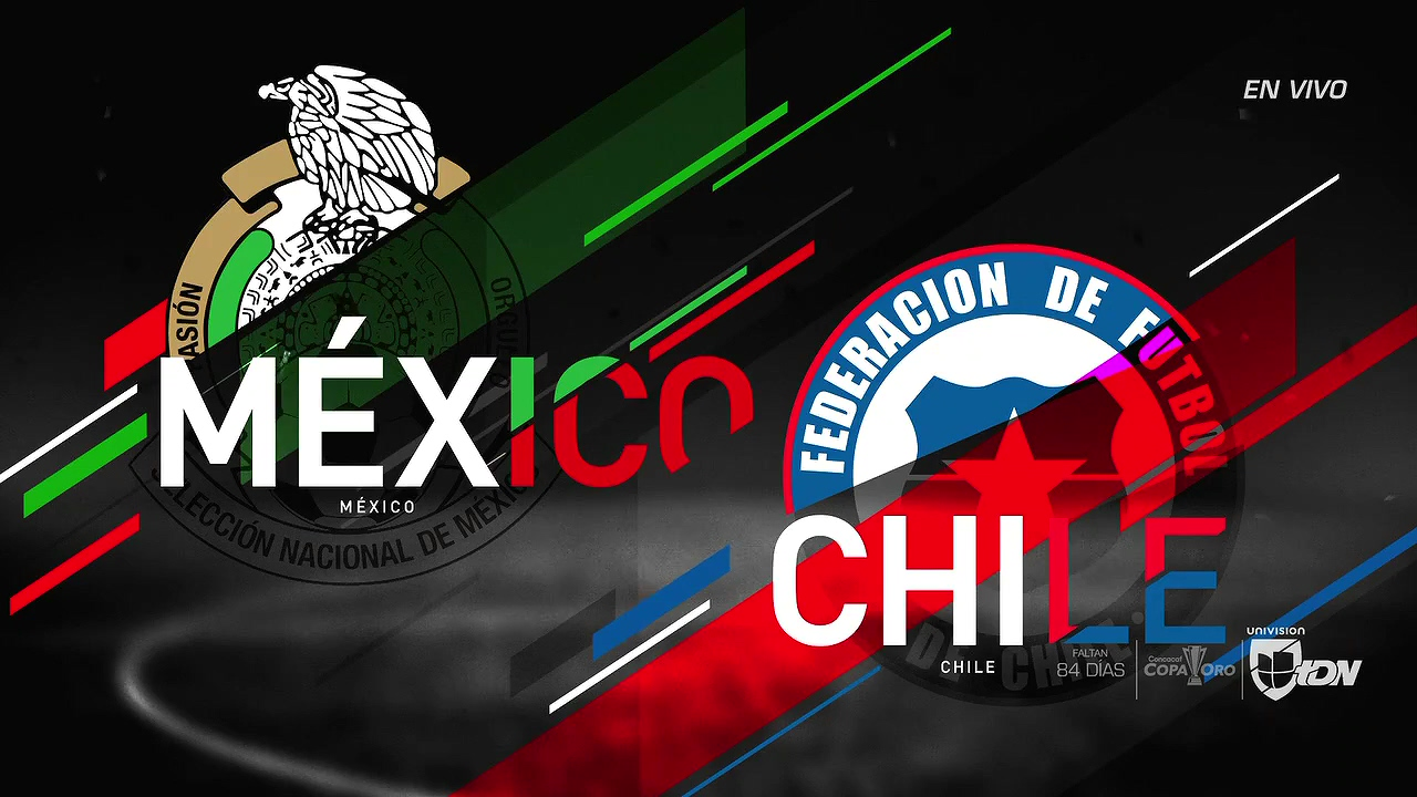 FUTBOL: International Friendly - Mexico vs Chile - 22/03/2019