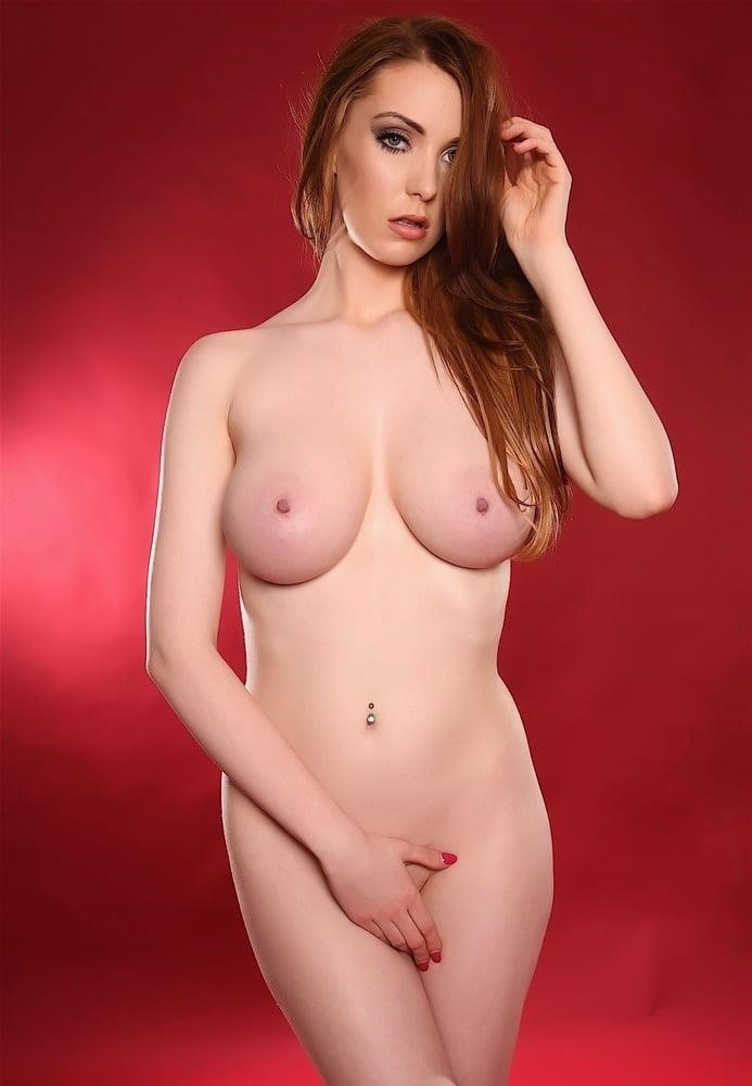 Beautiful big naked boobs-3434