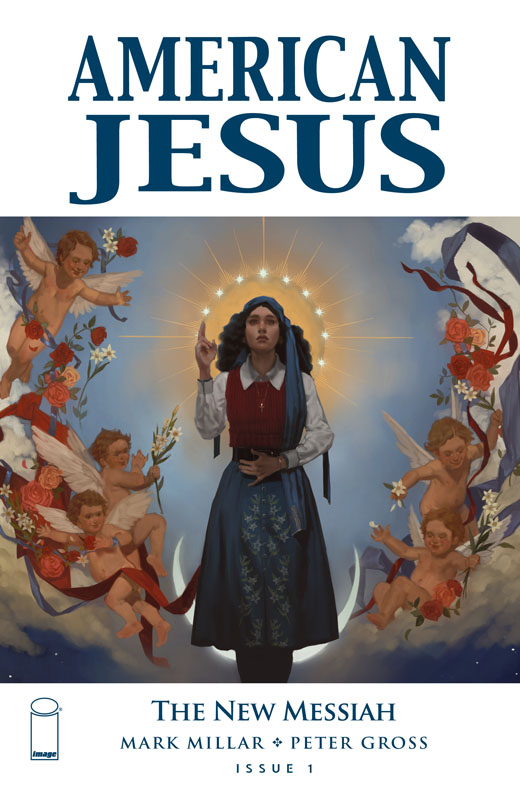 American Jesus - The New Messiah #1-2 (2019-2020)