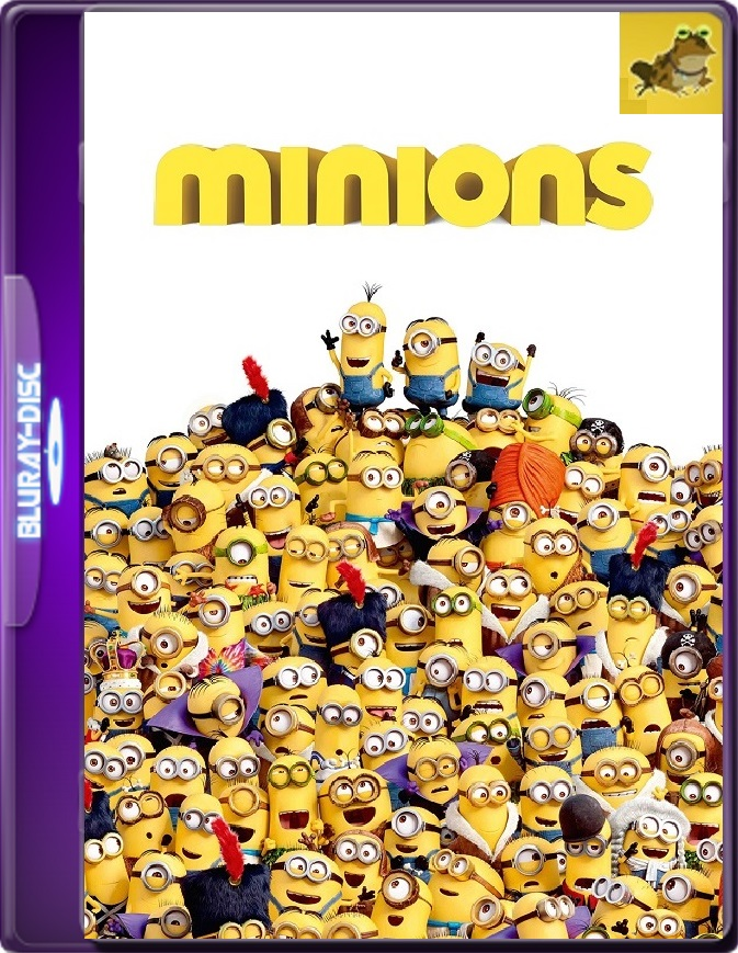 Minions (2015) Brrip 1080p (60 FPS) Latino
