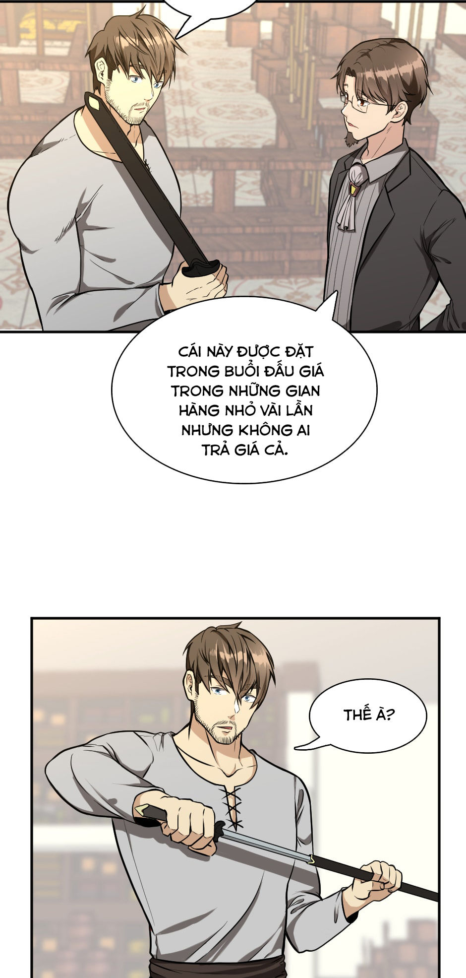 The Beginning After The End chap 46 . Next Chap Chap 47