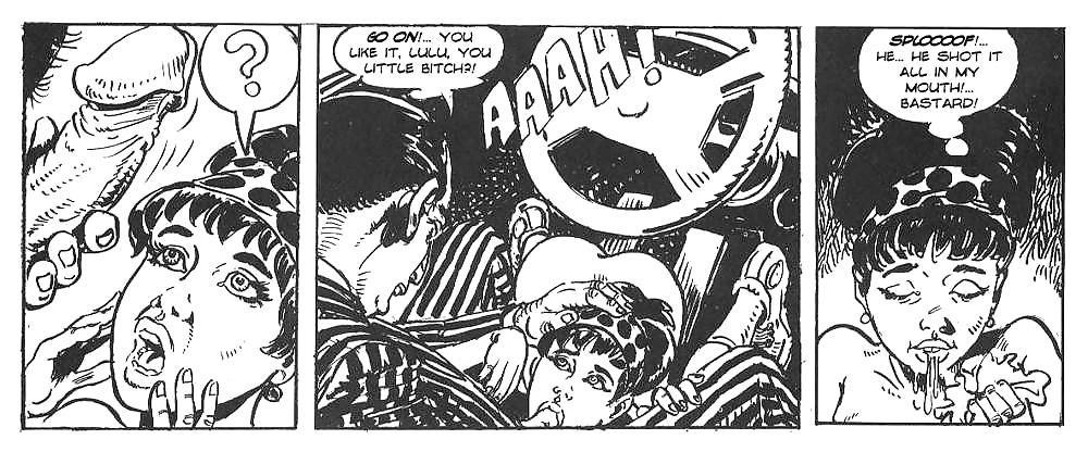 Black and white sex comics-7536