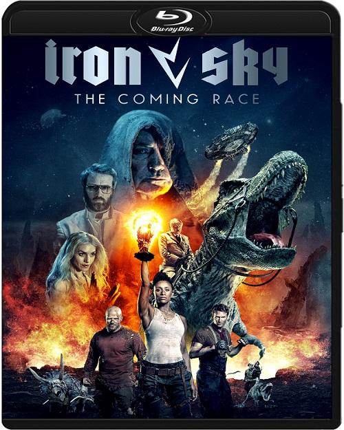 Iron Sky. Inwazja / Iron Sky: The Coming Race (2019) MULTi.720p.BluRay.x264.DTS.AC3-DENDA / LEKTOR i NAPISY PL