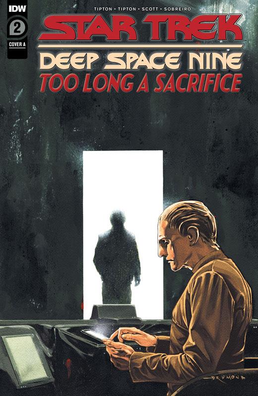 Star Trek - Deep Space Nine - Too Long a Sacrifice #1-4 (2020)