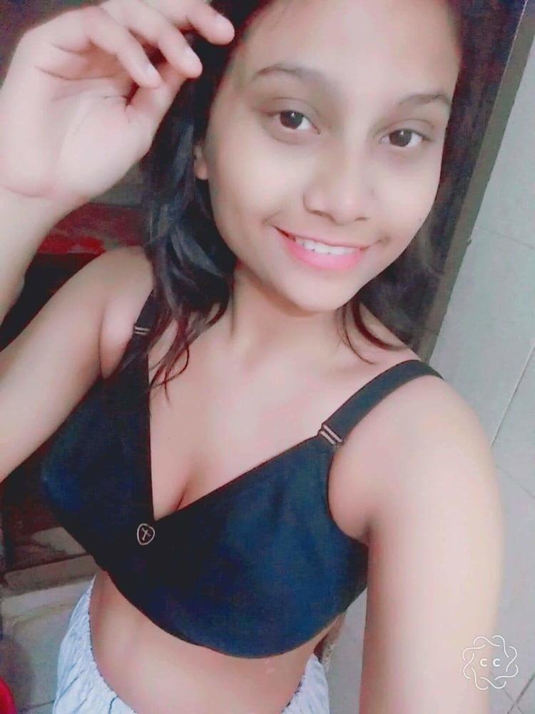 Naked school girl selfie-3808