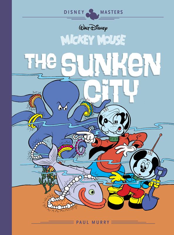 Disney Masters v13 - Mickey Mouse - The Sunken City (2020)