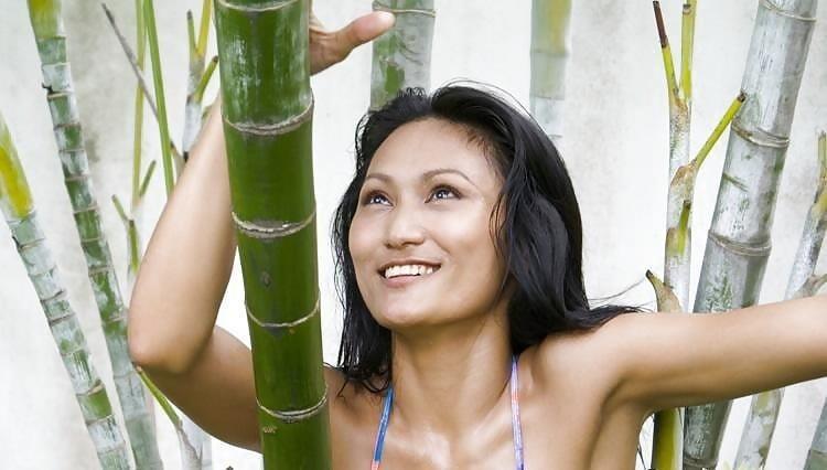 Sexy asian girl bikini-9004