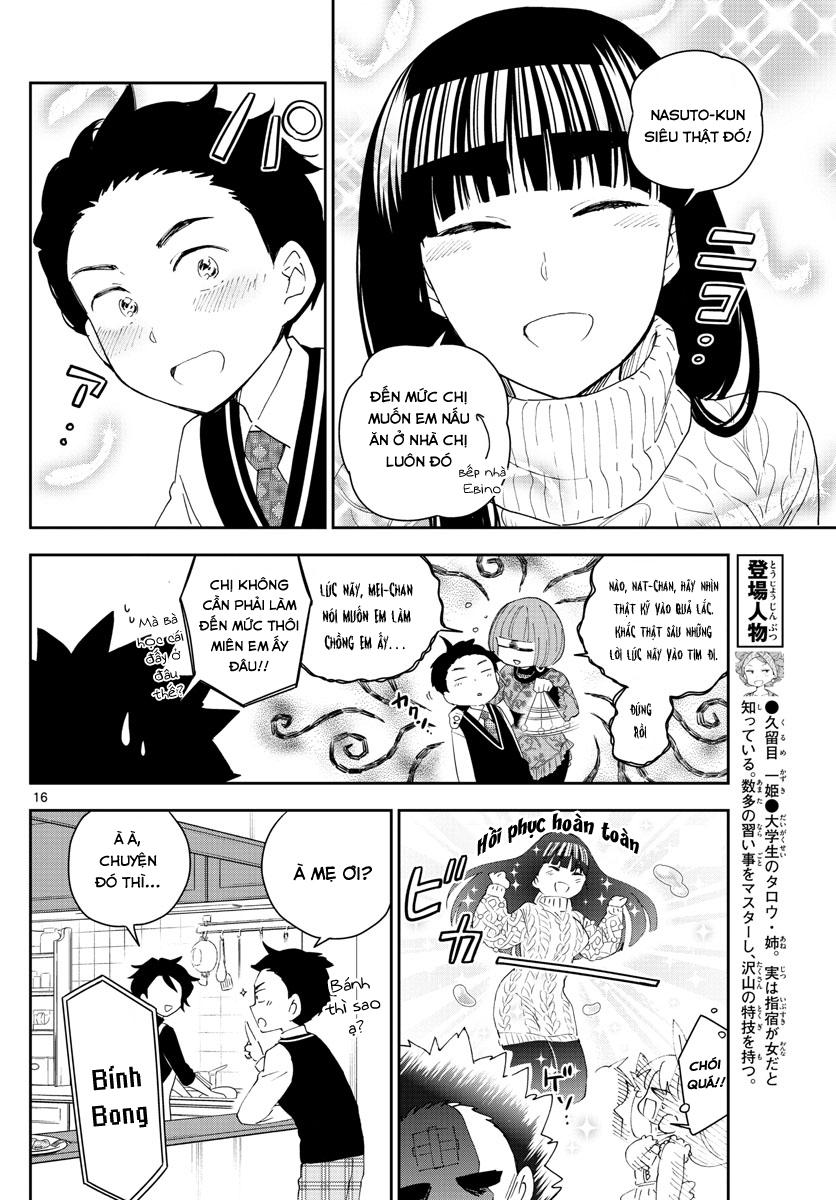 Hatsukoi Zombie Chapter 115 - Trang 18