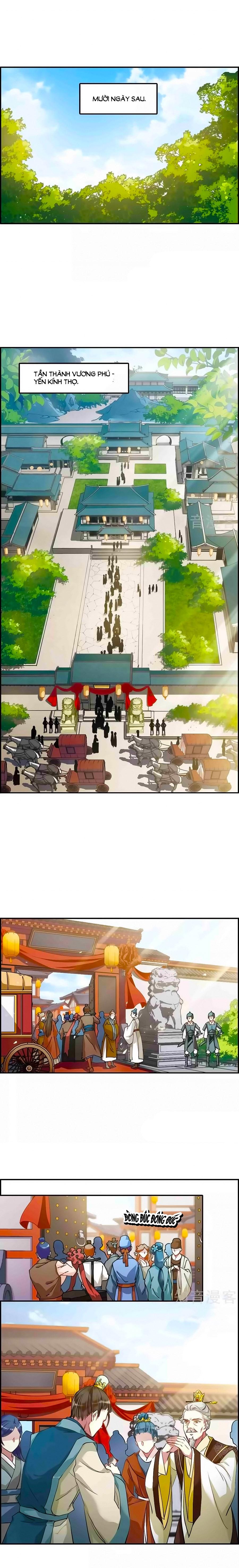 Thượng Quốc Phú Chi Thiên Đống Tuyết - Chap 10