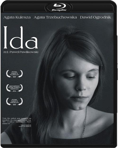 Ida (2013) PL.720p.BluRay.x264.DTS.AC3-DENDA / film polski