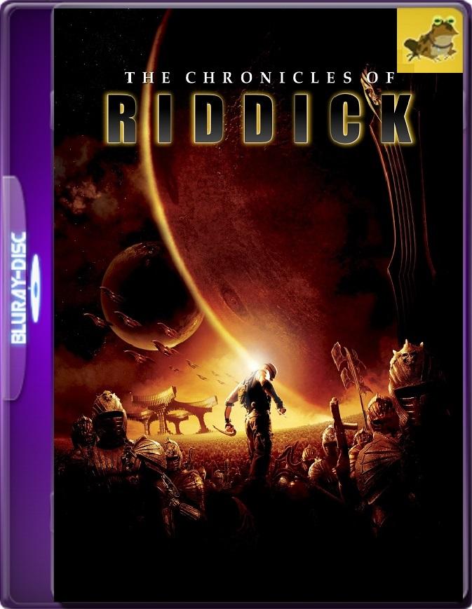 La Batalla De Riddick (2004) Brrip 1080p (60 FPS) Latino / Inglés