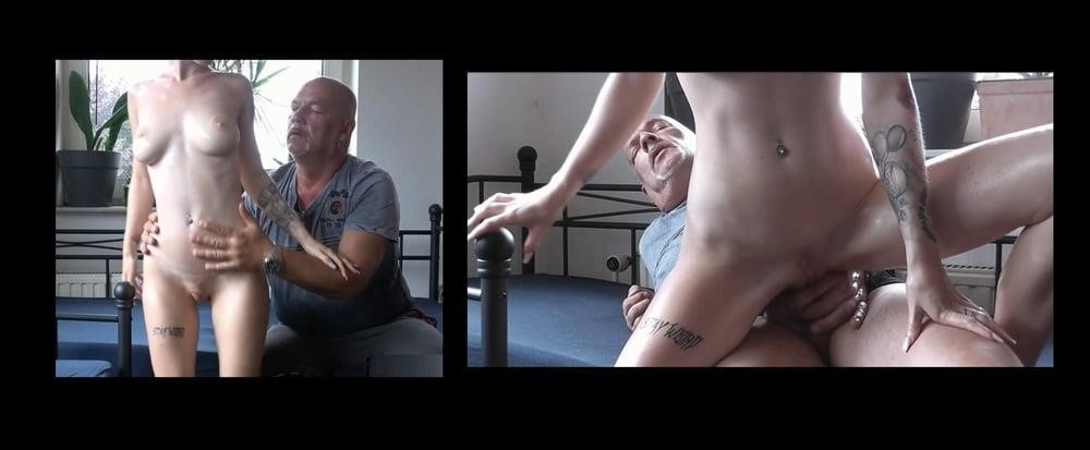 Sexy dad and girl-2068