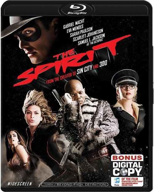 Spirit - Duch Miasta / The Spirit (2008) MULTi.1080p.BluRay.x264.DTS.AC3-DENDA / LEKTOR i NAPISY PL