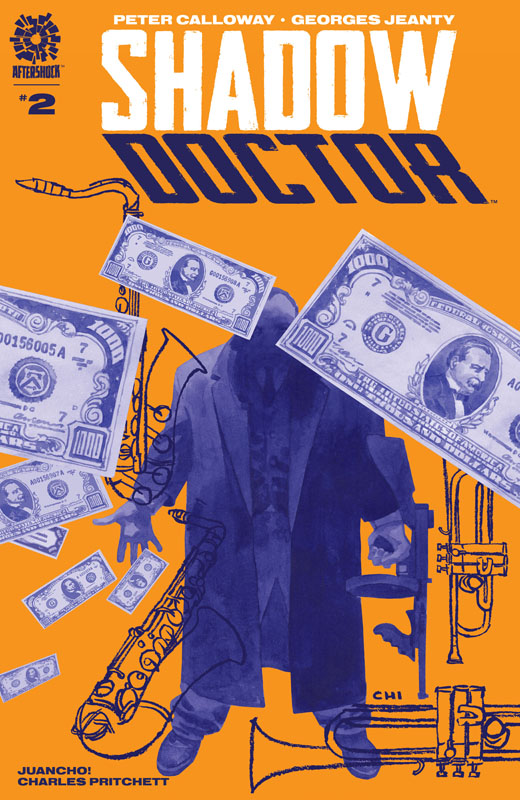 Shadow Doctor #1-2 (2021)