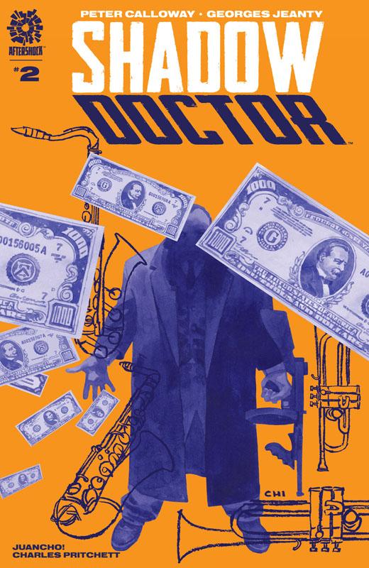 Shadow Doctor #1-5 (2021)