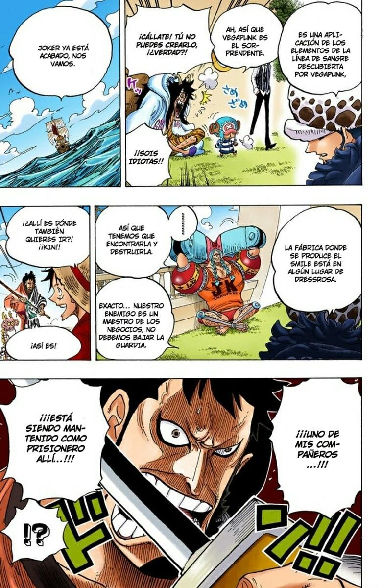 One Piece Manga 698-699 [Full Color] [Punk Hazard] KmdU3jt5_o
