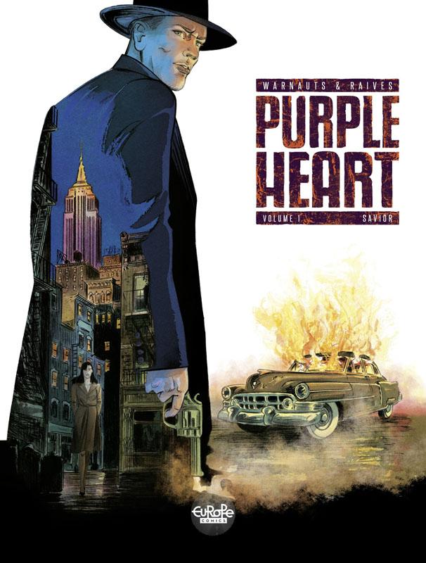 Purple Heart 01 - Savior (Europe Comics 2019)